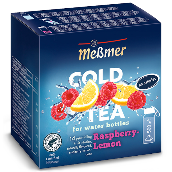 Int Cold Tea Raspberry Lemon